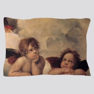 Raphael angels Pillow Case