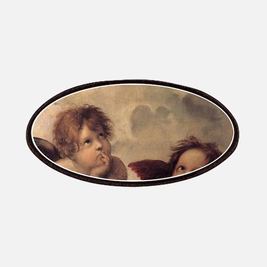 Raphael angels Patch