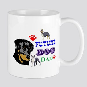 Future Dog Dad Mugs