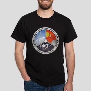 Natl. Astronomy Ctr Logo Dark T-Shirt