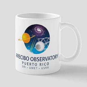 Arecibo Observatory Mug Mugs