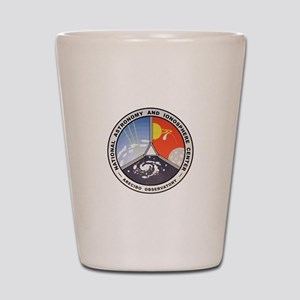 Natl. Astronomy Ctr Logo Shot Glass