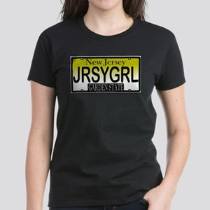 Jersey Girl NJ Plate T-Shirt