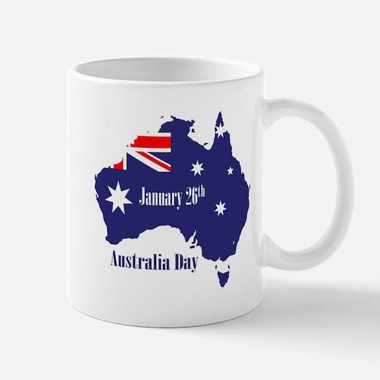 Happy Australia Day Mugs