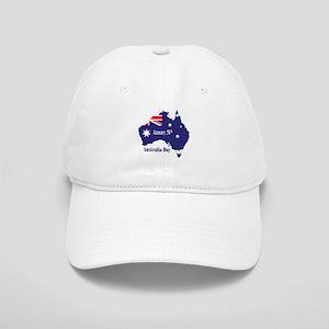 Happy Australia Day Cap