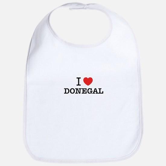 I Love DONEGAL Bib
