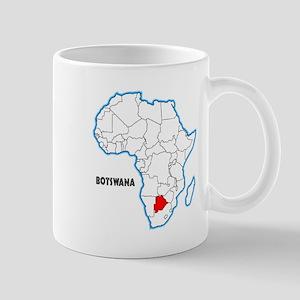 Botswana Mugs