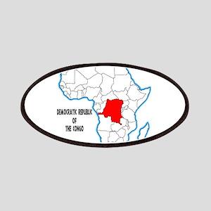 Democratic Republic of the Congo Patch