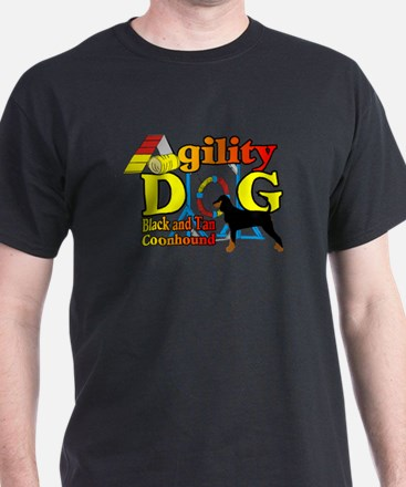 Coonhound Agility T-Shirt