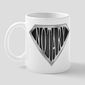 SuperNotary(metal) Mug