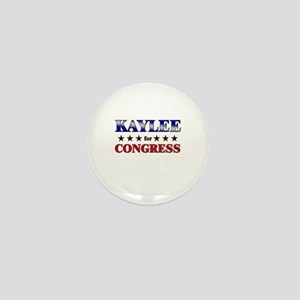 KAYLEE for congress Mini Button