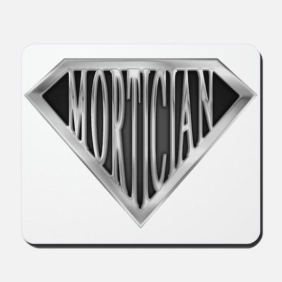SuperMortician(metal) Mousepad