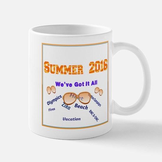 Summer 2016 Mugs