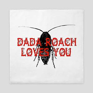 Dada Roach Queen Duvet
