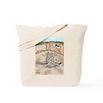 Transcendental Fossilization Tote Bag