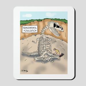 Transcendental Fossilization Mousepad