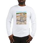 Transcendental Fossilization Long Sleeve T-Shirt