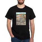 Transcendental Fossilization Dark T-Shirt
