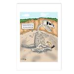 Transcendental Fossilizat Postcards (Package of 8)