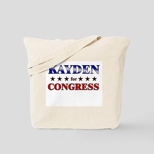 KAYDEN for congress Tote Bag