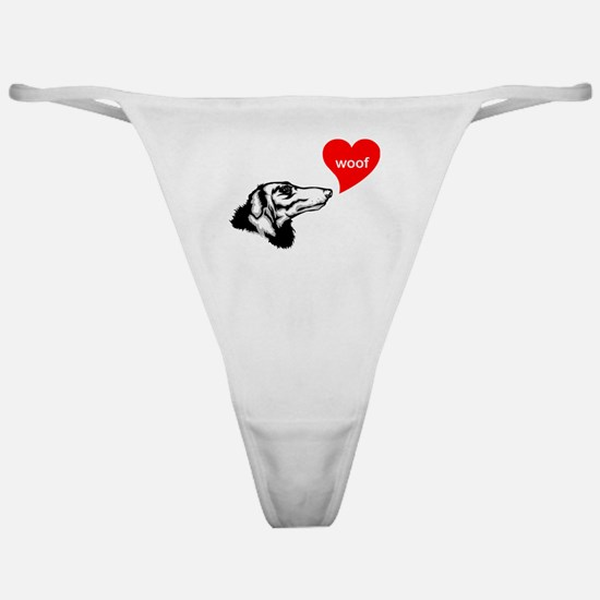 Silken Windhound Classic Thong