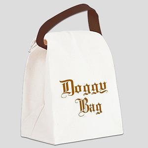 Doggy Bag Canvas Lunch Bag