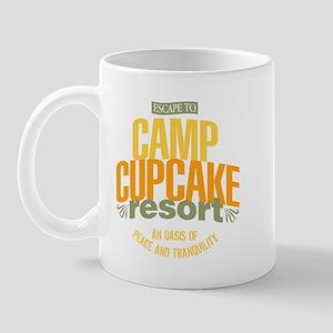 Camp Cupcake Mug