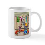Hanging the Wash @ the Circus Mug