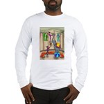 Hanging the Wash @ the Circus Long Sleeve T-Shirt