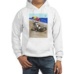 Free Range Sled Dog Hooded Sweatshirt