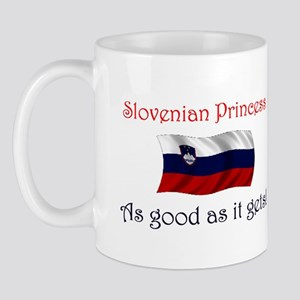 Slovenian Princess Mug