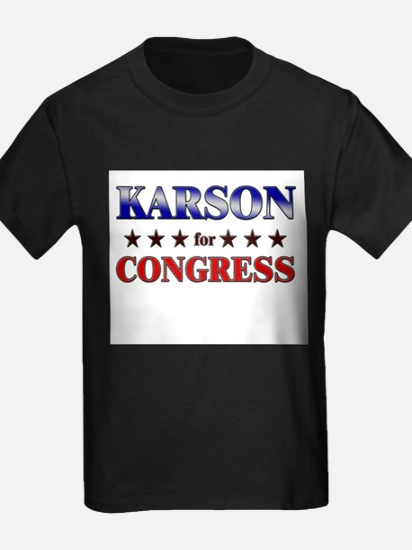 KARSON for congress T