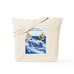 The Bermuda Trapezoid Tote Bag