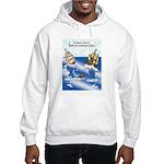 The Bermuda Trapezoid Hooded Sweatshirt