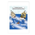 The Bermuda Trapezoid Postcards (Package of 8)