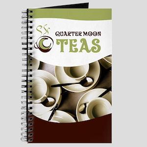 Quarter Moon Teas Journal