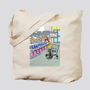 Food Free Food Aisle Tote Bag