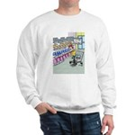Food Free Food Aisle Sweatshirt
