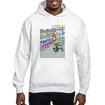 Food Free Food Aisle Hooded Sweatshirt
