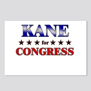 KANE for congress Postcards (Package of 8)