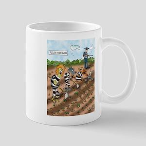 A Food Chain Gang Mug
