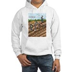 A Food Chain Gang Hooded Sweatshirt