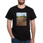 A Food Chain Gang Dark T-Shirt