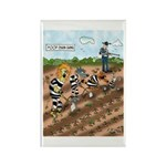 A Food Chain Gang Rectangle Magnet (10 pack)