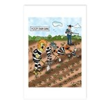 A Food Chain Gang Postcards (Package of 8)