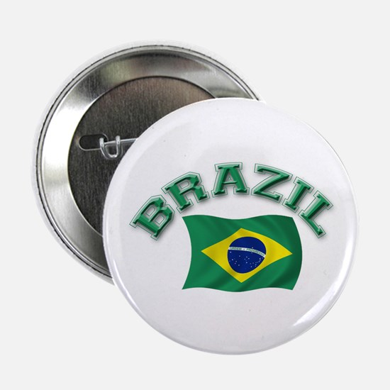"Brazil Flag 2.25"" Button (10 pack)"