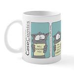 Section 4 Comic 854 Mugs