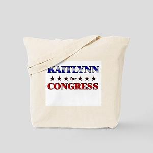KAITLYNN for congress Tote Bag
