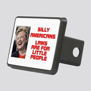 HILLARY LITTLE PEOPLE Rectangular Hitch Cover