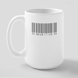 Mauritius Large Mug